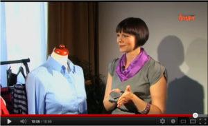 Dorota Szcześniak-Kosiorek krawaty i apaszki styl w biznesie
