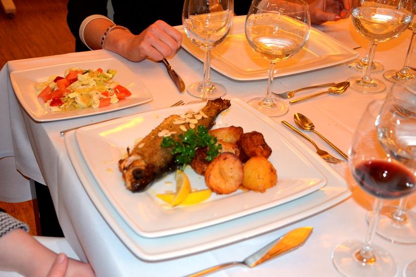 Biznes lunch - szkolene z etykiety biznesu DSK Experts