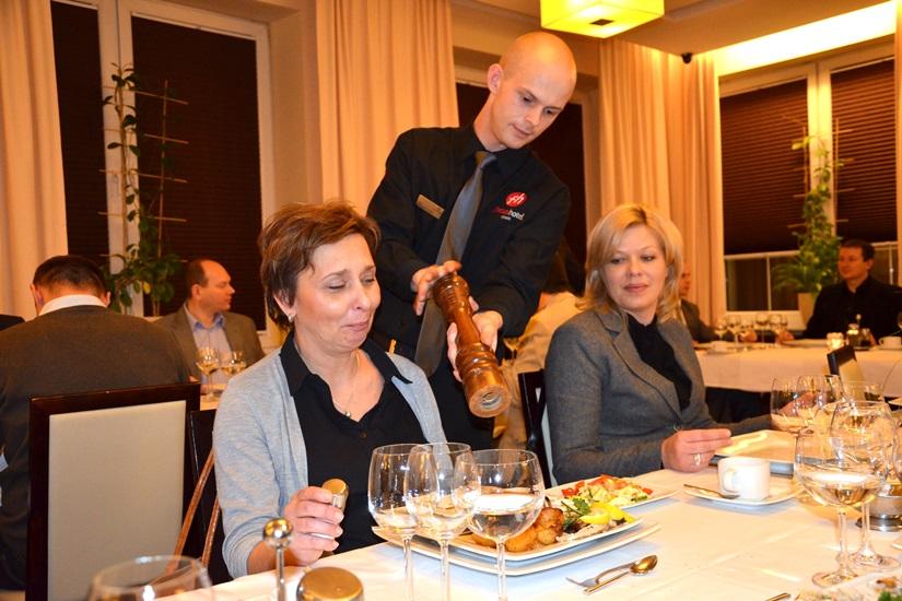 Szkolenie Business Lunch - w restauracji z klientem DSK Experts