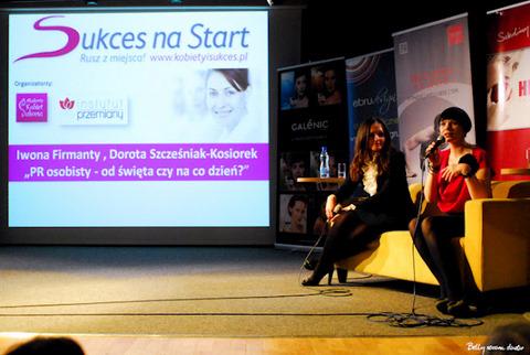 PR osobisty kobiety sukcesu Dorota Szcześniak-Kosiorek
