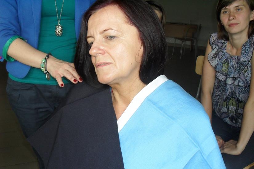Stylistka Dorota Szcześniak Kosiorek - warsztaty analizy kolorystycznej