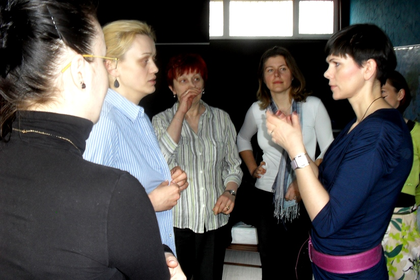 Warsztaty wizerunku z Dorotą Szczesniak-Kosiorek w DSK Style