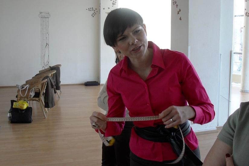 Dorota Szcześniak-Kosiorek warsztaty koloruu i fasonu
