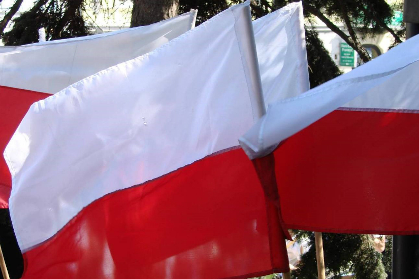 Etykieta flagowa - Dzień Flagi DSK Experts