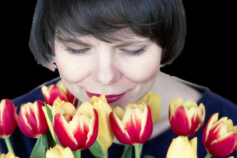 Jak wręczać kwiaty? Dorota Szczesniak-Kosiorek image mentor